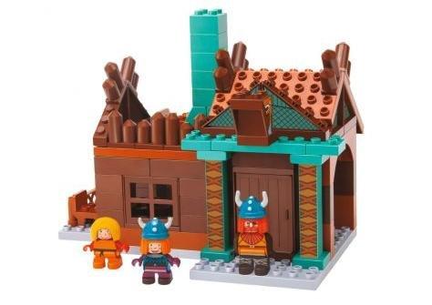 [mifus.de] PlayBIG BLOXX - Wickie - Halvars Haus für 12,94€ inkl VSK statt ca. 32€