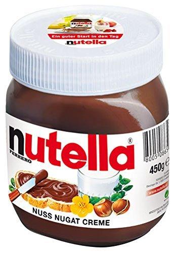 LOKAL Frankfurt/Main Nutella 450g 1,66€