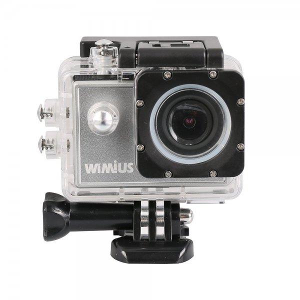 [Amazon Prime Marketplace] WIMIUS S2 Actionkamera 1440p/30FPS, 1080p/60FPS, 720p/120FPS für 65,99€ & Wimius S1 Actionkamera mit 1080p für 59,99€