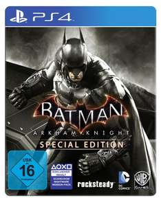 amazon Batman: Arkham Knight - Special Steelbook Edition - [PlayStation 4]