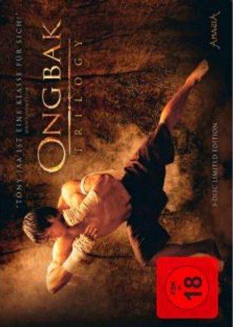 [Redcoon.de] ONG BAK TRILOGY [Uncut auf 3 DVDs] für 5,98 € inkl. Versand
