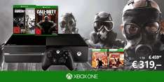 Xbox One 1 TB Rainbow Six Siege + Vegas 1 & 2 Bundle plus Call of Duty Black Ops 3