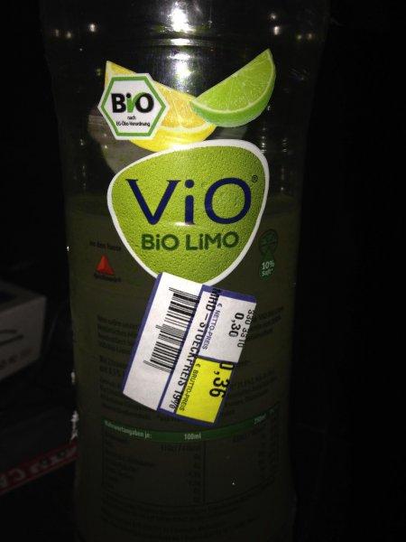 Metro Neuss 1l Vio Bio Limonade Zitrone&Orange