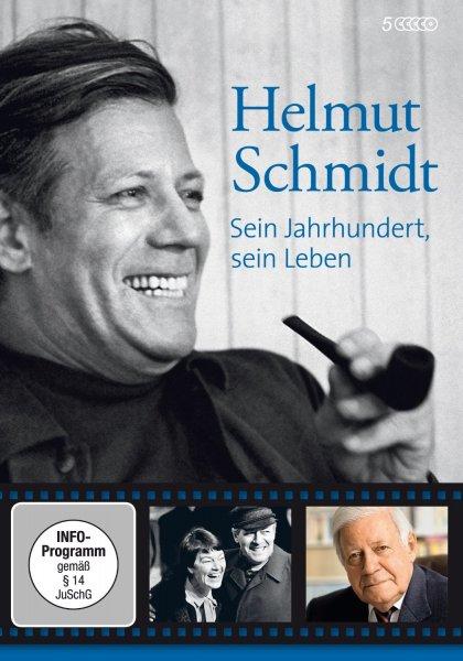 """[Buch.de] """"Helmut Schmidt. Sein Leben, sein Jahrhundert"""" (5 DVDs) für 17,14€ versandkostenfrei"""