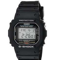 Casio G-Shock DW5600E Armbanduhr Digital für 52€ bei amazon.com