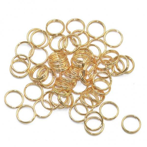 (CN) 200 x Schlüsselringe 6mm für 1,12€ - 8mm für 1,40€ oder 50 x 18mm für 1,68€ @ Ebay