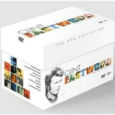 The Clint Eastwood Collection (8x Blu-ray) für 19,95€ bei Zavvi