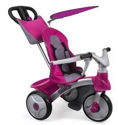 [Amazon Prime] Feber - Baby Trike Easy Evolution Girl, Bobbycar für 34,59€ statt 130€
