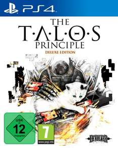 [Saturn Erlangen] The Talos Principle: Deluxe Edition (PS4)