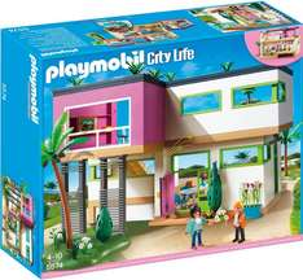 @Amazon: Playmobil City Life - Moderne Luxusvilla (5574) für 49,24€