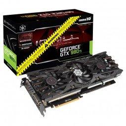 [Caseking] Inno3D GeForce GTX 980 Ti iChill X3 Ultra DHS Edition mit 6GB GDDR5 + The Division für 652,99€