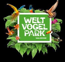 Weltvogelpark Walsrode: 18.3.-02.04.16 freier Eintritt für ein Kind pro vollzahlendem Erwachsenen