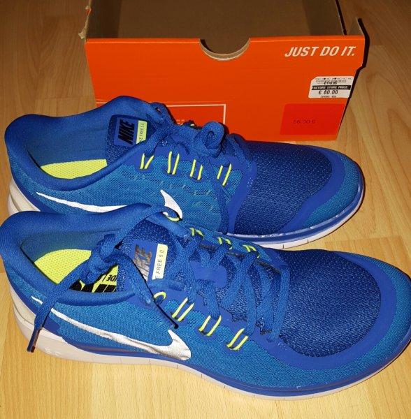50 % auf Sale-Schuhe im Nike Outlet z.B. Nike free 5.0 für 28 Euro @ Fashion Outlet Montabaur