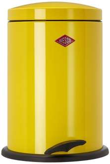 Wesco Base Softer 13l Tretabfalleimer lemon yellow für 20,49 € @Amazon Prime