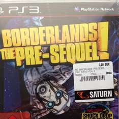 Borderlands - The Pre-Sequel PS3 für 3,99€ - Berlin Saturn Alexanderplatz