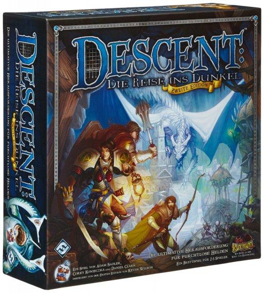 Descent: Die Reise ins Dunkel 2. Edition