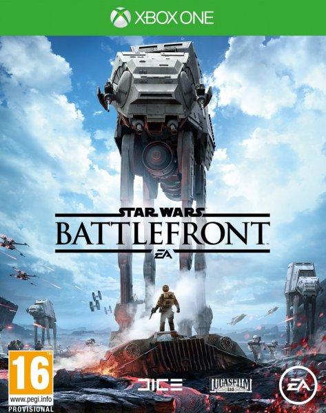 [amazon.de] Xbox One - Star Wars Battlefront - Pegi   für 25,15 € inkl. Versand
