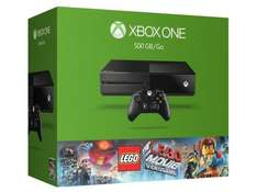 [Amazon - WHD] verschiedene Xbox One Bundles ab 225€, wie: Xbox One 500GB inkl. The LEGO Movie Videogame für 225,24€