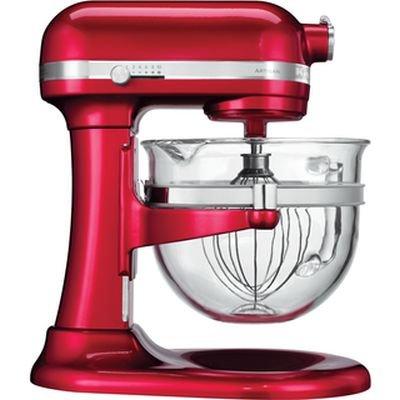 Kitchenaid Artisan 6 Liter (500W) mit Glasschüssel für 534€ bei Abtshop