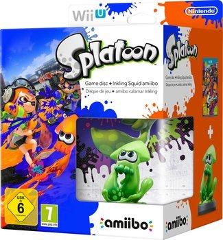 """[Computeruniverse] Splatoon + amiibo """"Inkling-Tintenfisch"""" (Wii U) für 32,89€"""