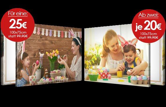 [Meinfoto] 2 Fotoleinwände 100*75 40€+VSK 6,90€ / 1 Leinwand 25€+VSK 6,90€