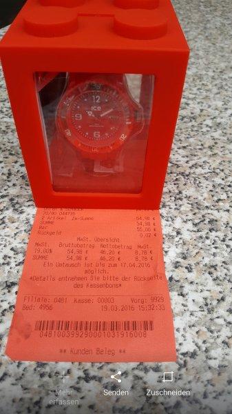 ICE Watch 24,99€ vers. Modelle bei TK Maxx lokal Hagen
