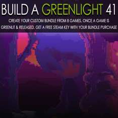 [STEAM?]  Build a Greenlight Bundle 41 @ Groupees