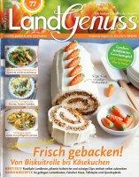 Magazin LandGenuss - Kennenlernabo - 2 Ausgaben gratis ( Kündigung notwendig)