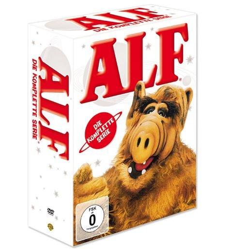 Alf Box - komplette Serie auf 16 DVDs @real.de