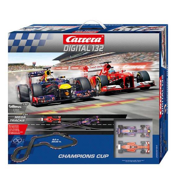 Carrera Digital 132 Rennbahn Champions Cup @ Galeria Kaufhof online