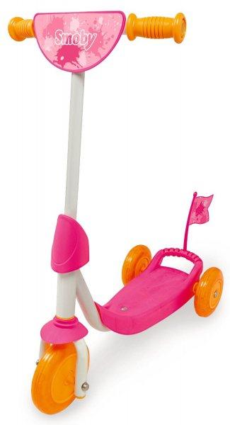 Smoby 450176 - Fun Roller Rosa für 13,34 Euro (Amazon Prime)