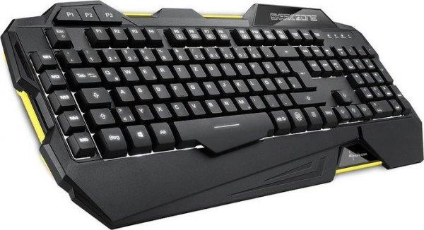 Sharkoon Shark Zone K30 USB Gaming Tastatur für 22,90 € inkl. Versand @ Zackzack.de