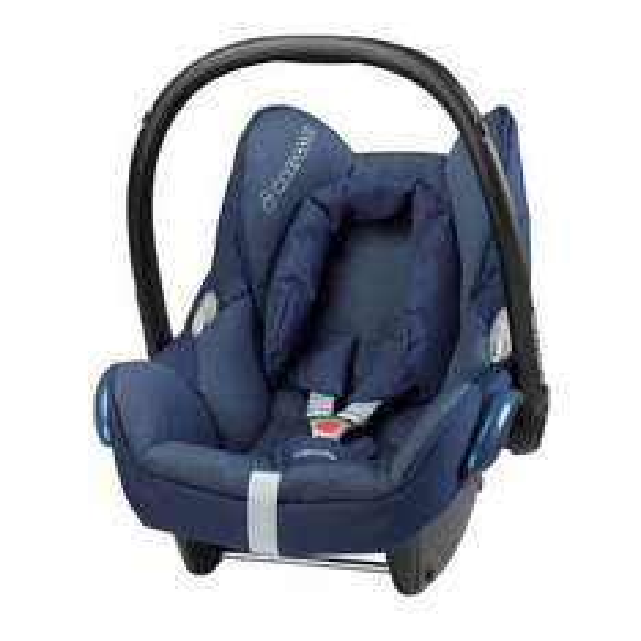[xxxlshop.de] Kindersitze MaxiCosi,Cybex,Kiddy im Sale, z.b. MaxiCosi CabrioFix 123,90 € (mit 10€ NL Gutschein)