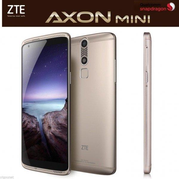 ZTE Axon Mini (5,2 Zoll)  für 179,99 € - Versand aus Deutschland - Dual SIM