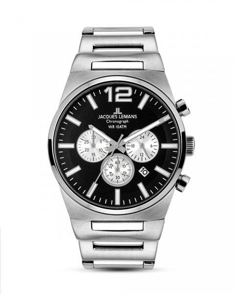 [Valmano] Jacques Lemans Herren-Chronograph Nevada für 89€ inkl. Versand