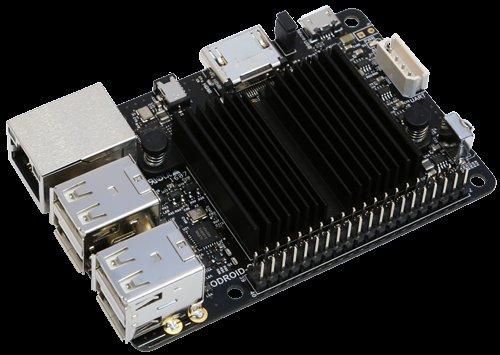 Odroid C2 - Single Board Computer (Raspberry Pi Alternative)