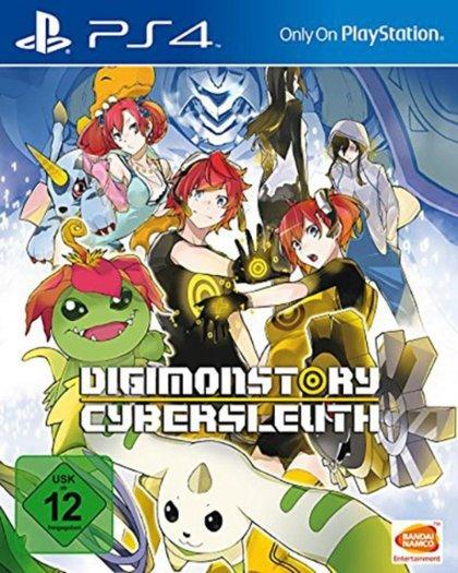 [Voelkner.de] Digimon Story Cyber Sleuth - Playstation 4 - für 38,43 EUR inkl. VSK