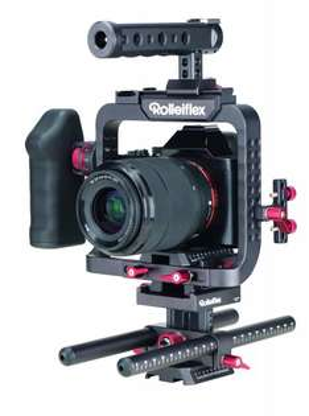 Rolleiflex 4K S-Cage für 195€ bei Amazon in Spanien