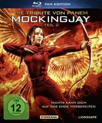 [lokal] Die Tribute von Panem - Mockingjay Teil 2 Fan Edition Blu-Ray (Expert Euskirchen)