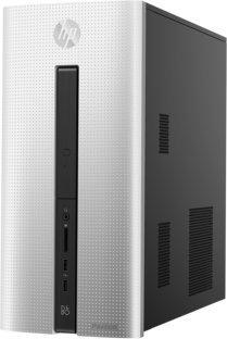 [@NBB] HP Pavilion 550-167ng AMD A-Serie APU A8-7600 Quad-Core, 4GB RAM, 1TB HDD, AMD R7-Grafik, Win10