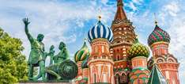 Russland Reise Hin und Rückflug FÜR NUR 54€