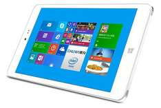 Chuwi HI8 Win10 & Android 4.4 Dualboot Tabletfür 69,66€ (CN)