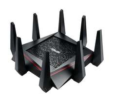 Amazon-Blitzangebote: Asus RT-AC5300 Pro-Gamer WLAN Router