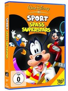 Walt Disney Goofy  Sport Spaß Superstars DVD oder Wunderhaus - Meeska, Muska, Micky Maus DVD.