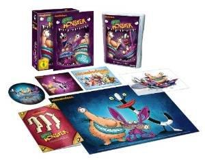 Nickelodeon-Serien auf DVDs 3für2 Catdog, Aaahh!!! Monster, Jimmy Neutron als Limited Editions für 61,98€