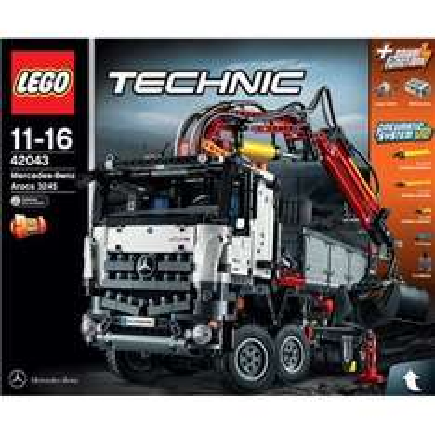 Günstige Lego-Preise bei Nagel, z.B. Technic-Mercedes Benz Arocs 3245  zu 149,99
