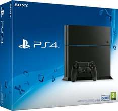 Amazon WHD - PS4 - 500GB - Modell 1216A - Farbe Schwarz