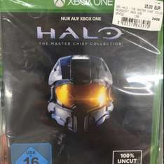 [Lokal] Halo Master Chief Collection 25€