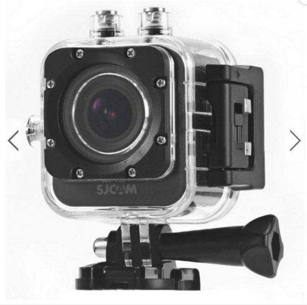 """SJCAM M10+ mit 1080p 60fps - Gopro session """"Klon"""" für 99,30€"""