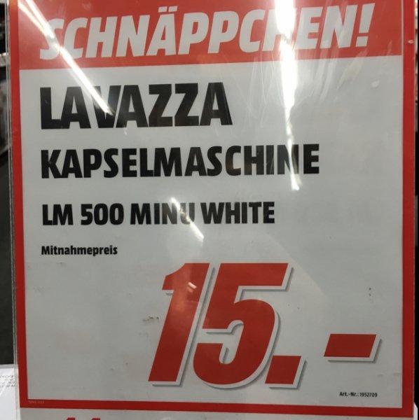 Lavazza Kapselnaschine l500 minu white